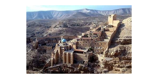 Mar Sabas Monastery<br>