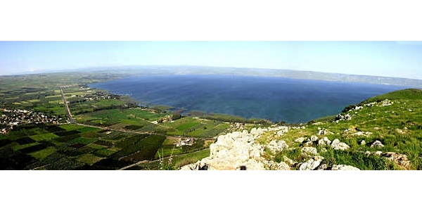 Sea of Galilee<br>