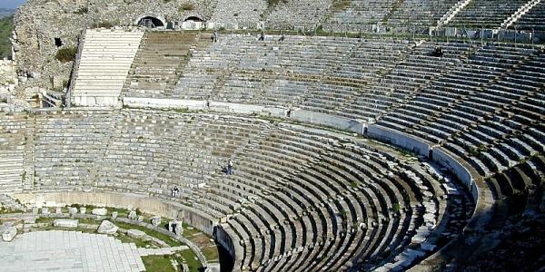 Ephesus Theater<br>